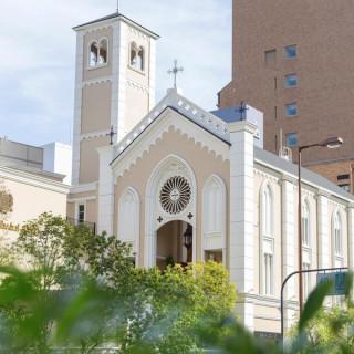 大聖堂といえばココ!★チャペル×緑×料理★プレミアムフェア♪