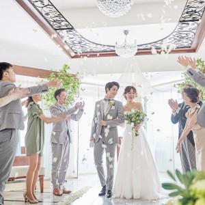 【少人数結婚式】小さくても、大きな感動を☆