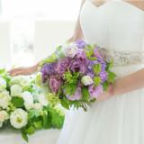 【ブーケ】花嫁の手元を華やかに…専門のフローリストがご提案致します
