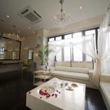 【スイートルーム】新郎新婦様専用の 控室「カサブランカ」