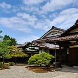 日本初の国際派女優と称される川上貞奴が愛する人と余生を過ごすために建てた別荘。