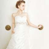 海外のインポートドレスや有名人のデザインドレスまで豊富にご用意☆