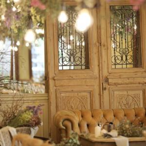 オランダ製のアンティークな扉がおしゃれ|グランシェル岡崎 (GRAND-CIELグループ)の写真(4264271)