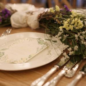 ナチュラルテイストのテーブルセットも人気|グランシェル岡崎 (GRAND-CIELグループ)の写真(4196164)