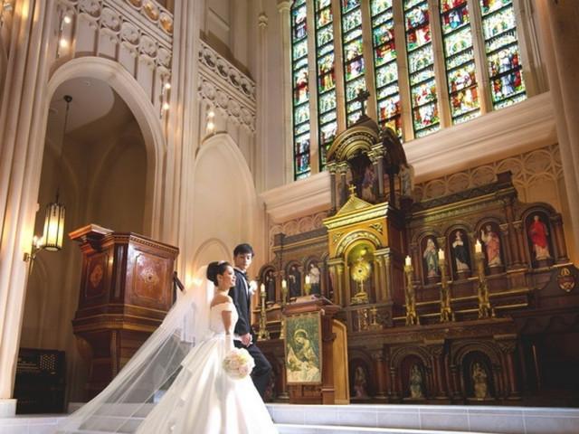 世界遺産とシスターチャーチの提携を結んだ大聖堂体験
