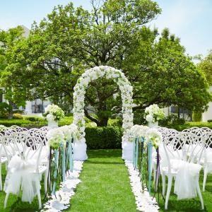 ガーデンスタイル【TREE WEDDING】体験♪フェア