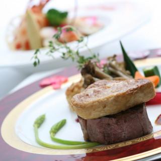 【贅沢試食】牛フィレ肉×フォアグラ試食フェア