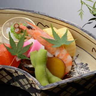 【試食フェア】 旬の味覚をふんだんに使った料亭の味をご賞味