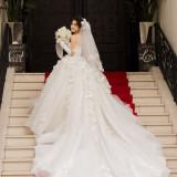 ドレスは花嫁さんにこだわってほしいアイテムのひとつ!可愛く?オシャレに?運命の一着を見つけませんか♪
