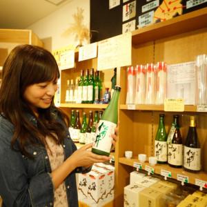 ショップベルナティオには米どころ新潟ならではの日本酒や米菓を豊富に取り揃えております。|あてま高原リゾート ベルナティオの写真(627494)