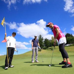 本格的なリゾートコースでゴルフを楽しみませんか。  コース規模(18H・PAR72・6,971Y)|あてま高原リゾート ベルナティオの写真(627497)