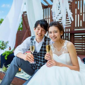 【2名~OK!】先輩花嫁の体験レポートあり♪少人数★相談