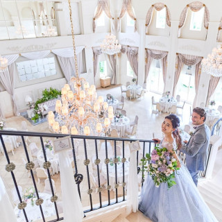 【初見学におすすめ◎優待付】素敵な結婚式の創りかた