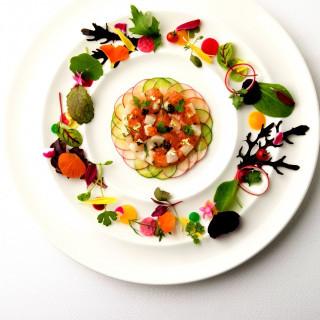 [大阪府2年連続料理一位受賞記念]絶品フルコースフェア~料理特典付~