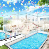 「白亜の邸宅 アルトゥーラガーデン」が遂にリニューアル!緑と水に囲まれた爽やかなガーデンが2017年7月に新たに生まれ変わります♪