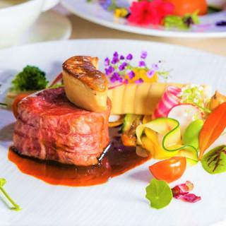 世界大会銀メダリストシェフ×世界一の辻口シェフによる贅沢コース試食が無料!
