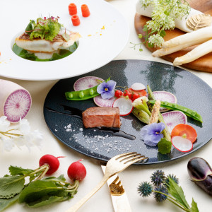 大好評◆料理クチコミ高評価!魚&肉メイン料理W試食×BIG特典