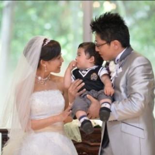 【ウェルカムベビー認定会場】 パパママ婚orマタニティ限定フェア