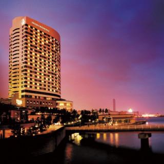 隣接ホテル(ホテル インターコンチネンタル 東京ベイ)宿泊1部屋分プレゼント