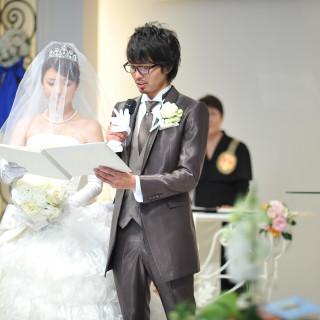 家族みんなで挙式がしたい【ご両家6名での結婚式】