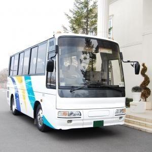 ◆東北六県から無料送迎◆小型バス2台