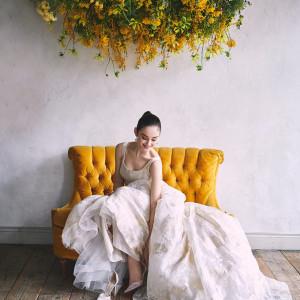 『最新トレンドウエディングドレス見学』先輩花嫁オススメのトリートフェア