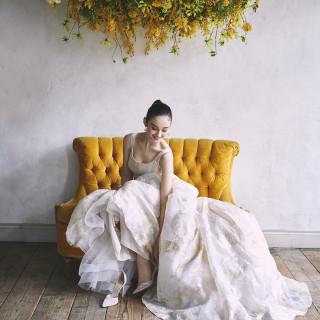 THE TREAT DRESSINGでのドレス試着が無料で行えます(要予約)