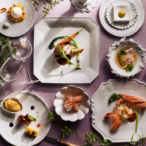 【婚礼料理】熊本食材にこだわった料理の数々。ゲストへのもてなしはクレアージュの料理で。|CREARGE RESORT(クレアージュリゾート)の写真(3468363)