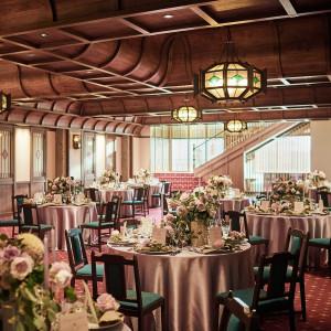 【KAGUWA】レトロモダンな迎賓館で時空を旅するウエディングが叶う。|CREARGE RESORT(クレアージュリゾート)の写真(3468369)
