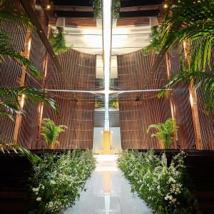 【森と泉の音楽堂】音楽を奏でるために造られた音楽堂。|CREARGE RESORT(クレアージュリゾート)の写真(3956993)