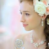 ボディージュエリーは、花嫁のマストアイテム!