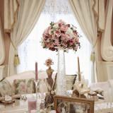 モダン&クラッシーな装飾は、ゲストを夢の様な空間へ誘う