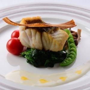 """ジャスマック自慢の魚料理""""スズキのポワレ""""が試食できるフェア"""