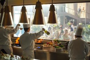 オープンキッチン マンダリンポルト(BRASSグループ)の写真(3223762)