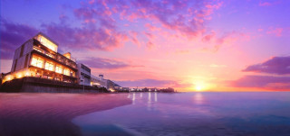海まで2秒のデザインホテル|SCAPES THE SUITEの写真(2302336)