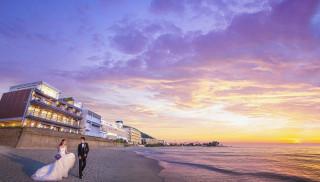 海まで2秒のデザインホテル SCAPES THE SUITE(スケープスザスィート)の写真(5485243)