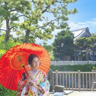 【和装とドレスが両方叶う】日本の伝統美×和モダンフェア試食付