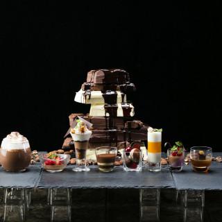【2019年1・2月挙式の方】本格チョコレートビュッフェゲスト人数分プレゼント