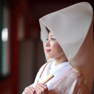 【大人ウエディング】世界遺産で叶える日本の美しい和婚