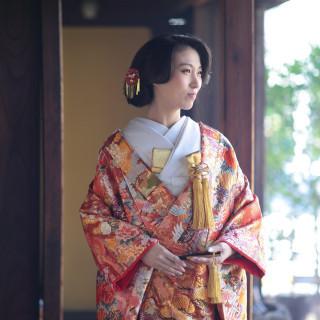 【木曜限定】大人ウエディング~世界遺産で叶える日本の美しい和婚~