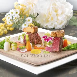 【信州牛フィレ肉・フォアグラ】 厳選食材試食付ナイトウエディングフェア