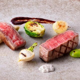 【拘りの料理を堪能】ゲスト絶賛美食コース×トレンドW相談会!
