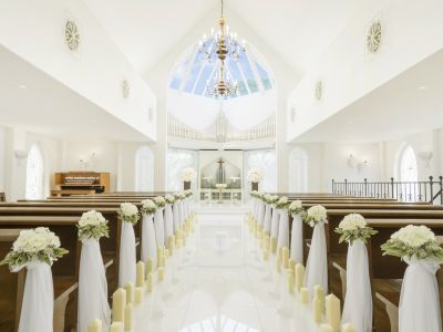 「ルーデンス立川ウエディングガーデンのクワトロ・アンジェロ教会」の画像検索結果