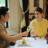 ミッシェルガーデンコート館内にはレストラン会場もご用意しております。結婚記念日や誕生日など、大切な記念日を大切な方とお祝いしてみてはいかがでしょうか?