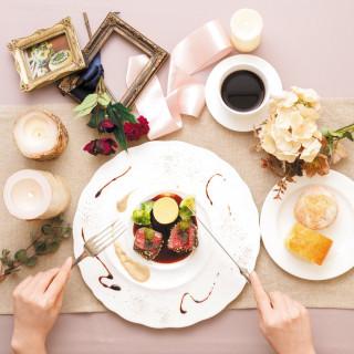 【自然豊かなチャペル×牛サーロイン試食】美食体験プレミアムフェア