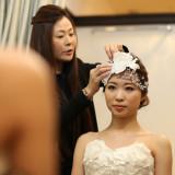 ザ・グランユアーズフクイ1階の「ビューティコンシェルジュ」では、花嫁に関するすべてのことを相談できます。