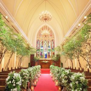 120年の歴史的ステンドグラスで叶う挙式 セントグレースヴィラ(千葉)の写真(3913101)