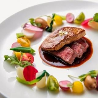 【2万円コース試食】フォアグラ&牛フィレ肉の絶品コース試食が無料で!