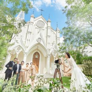 ◆HP限定◆京都駅より送迎バス15分◆鴨川の畔で叶える結婚式体験フェア