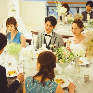 【少人数で一軒家貸切】アットホーム会食体験×花嫁5大特典付き